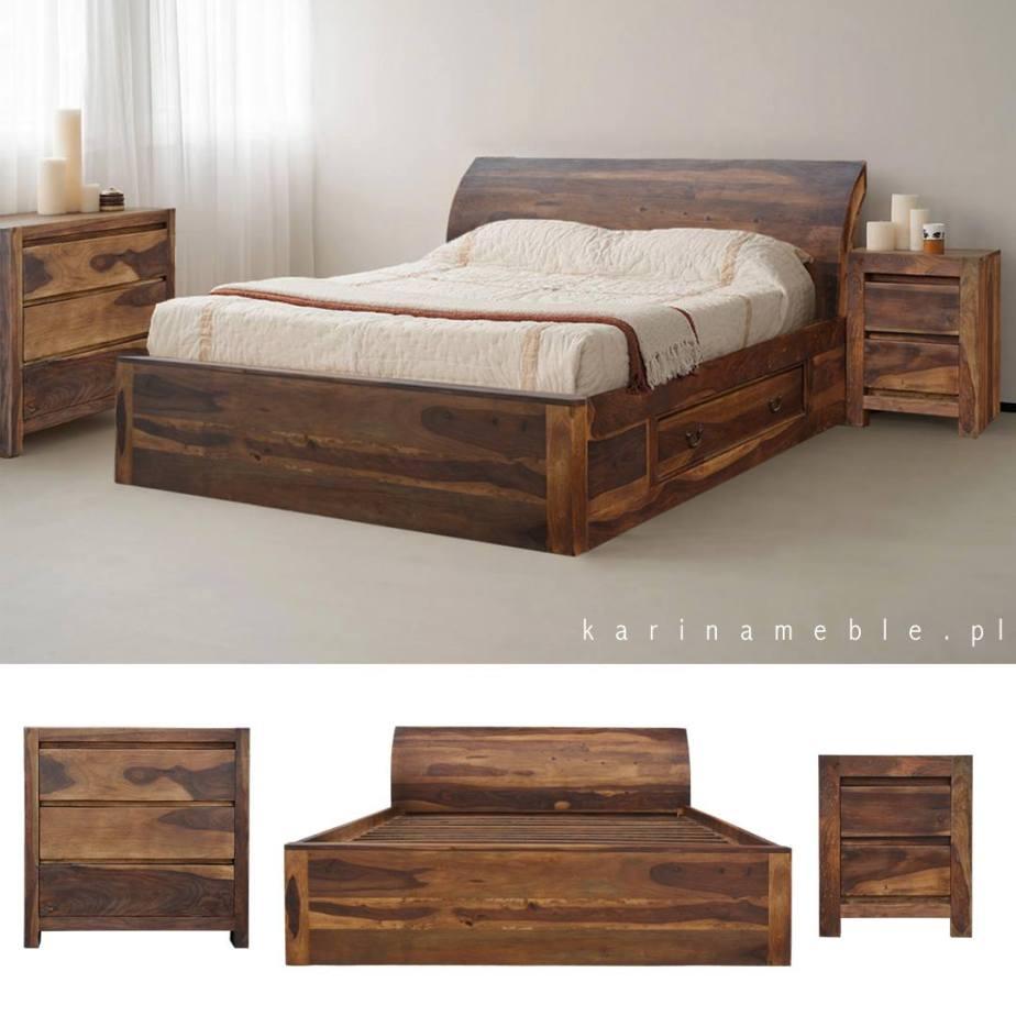 drewniane, łóżko, komoda, szafka, nocna, stolik, meble, sypialni, salon, przedpokój, jadalnia, gabinet, indyjskie, kolonialne, orientalne, drewno, palisander, akacja, mango, teak, klasyczny, jasny, brąz