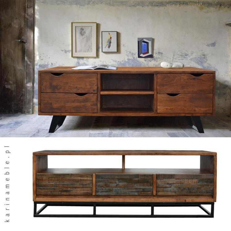 nowoczesne, meble, drewniane, loft, industrialne,szafka, rtv, meble, indyjskie, kolonialne, orientalne, drewno, akacja, palisander, salon, sypialnia, przedpokój, gabinet, jadalnia, dobre, wnętrza,
