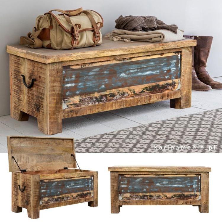 meble-loftowe-industrialne-drewnian-skrzynia-recykling-mango-lawka-ze-schowkiem-przedpokoj