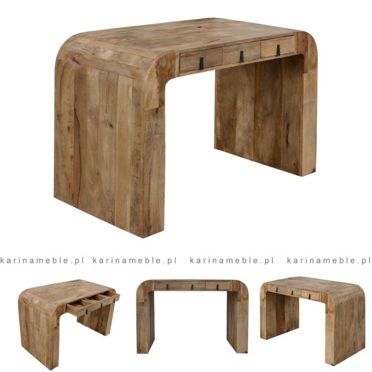 meble-drewniane-indyjskie-mango-biurko