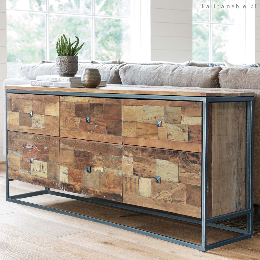 meble-loftowe-komoda-industrialna-z-litego-drewna